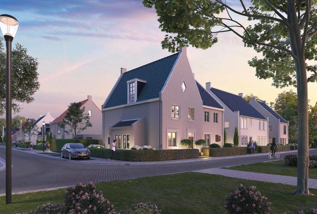 Nieuwbouw in Brandevoort Helmond - Liverdonk Hero 01