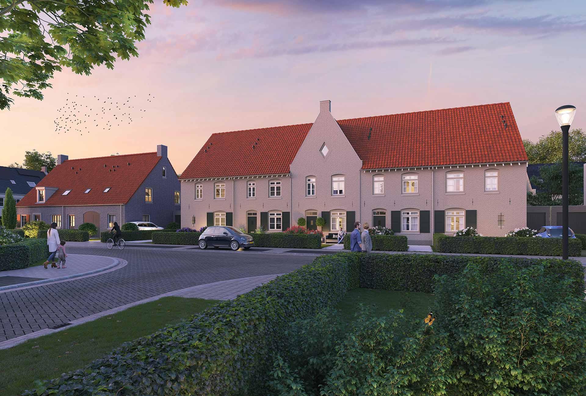 Nieuwbouw in Brandevoort Helmond - Liverdonk Hero 02