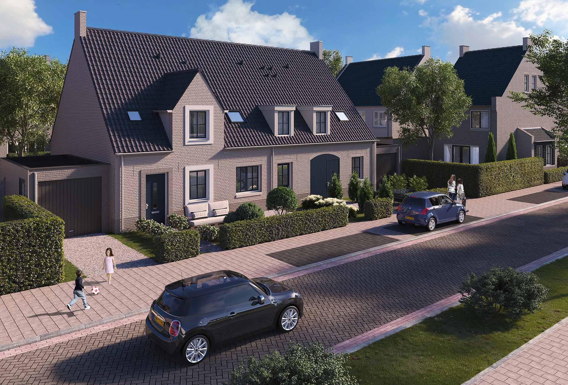Nieuwbouw in Brandevoort Helmond - Liverdonk Hero 03