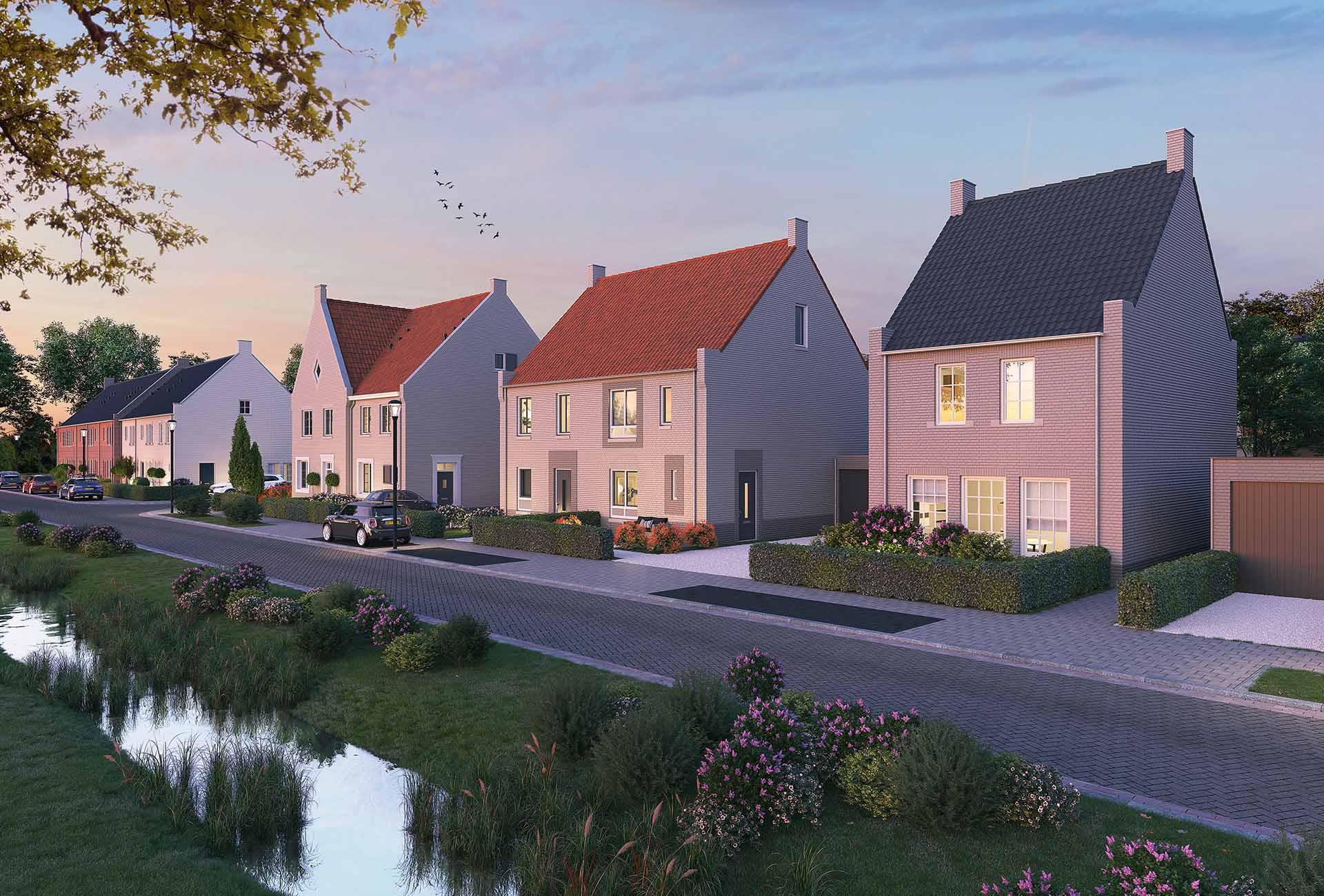 Nieuwbouw in Brandevoort Helmond - Liverdonk Hero 04